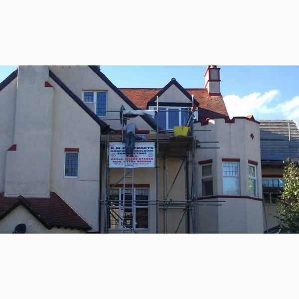 Builder in Harrogate